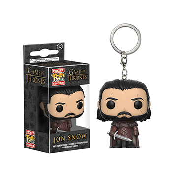 Jon Snow - Pocket POP! Keychain - Game of Thrones