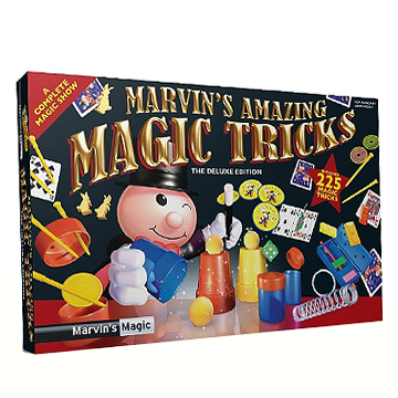 Marvin's Magic Amazing Magic Tricks