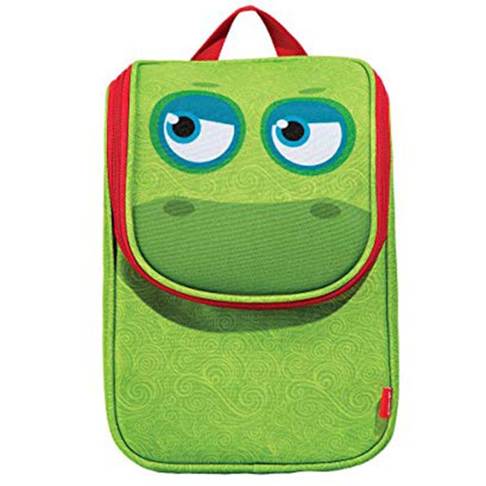 Wildlings Lunch Bag with Straps (Green)