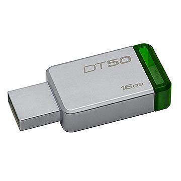 Kingston Digital 16GB USB 3.0 Data Traveler