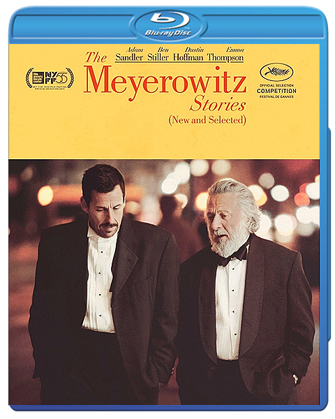 The Meyerowitz Stories (New and Selected) 2017