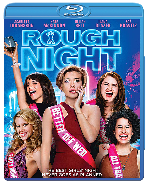 Rough Night 2017
