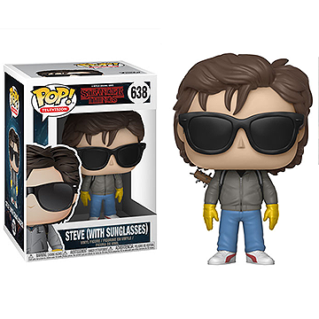 Steve With Sunglasses - POP! Television - Stranger Things