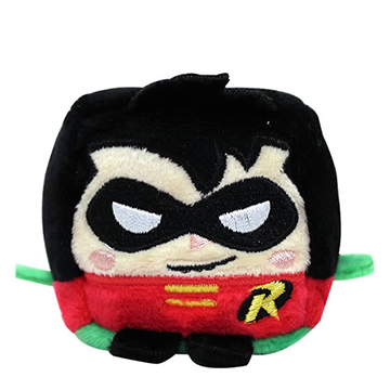 Robin Mini Plush - DC Comics