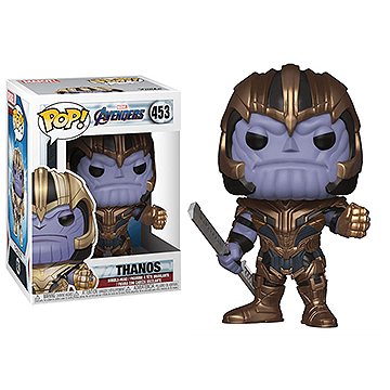 Thanos - POP! Marvel - Avengers: Endgame
