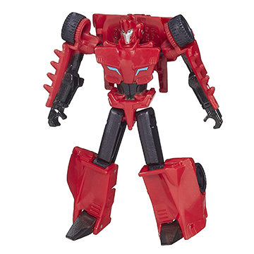 Sideswipe - Robots In Disguise Legion Class - Transformers