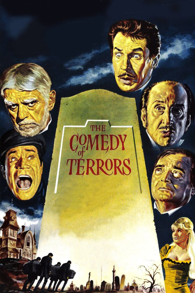 The Comedy of Terrors 1963