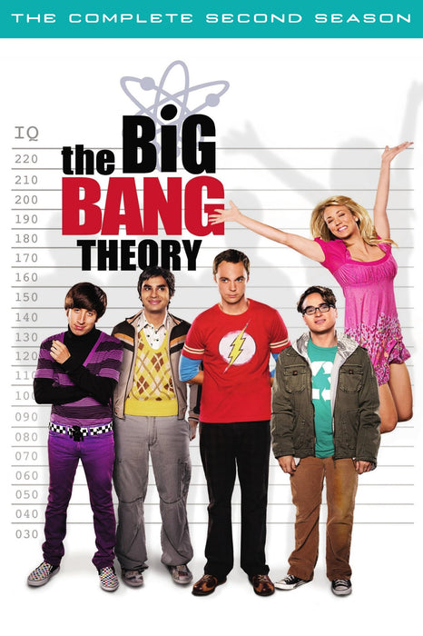 The Big Bang Theory Season 2 2008