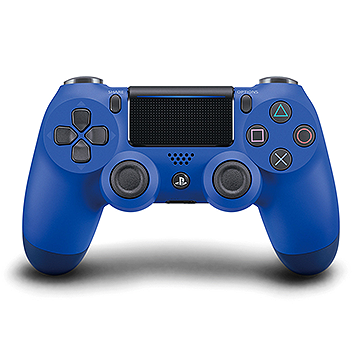 PS4 DUALSHOCK 4 Blue Wireless Controller