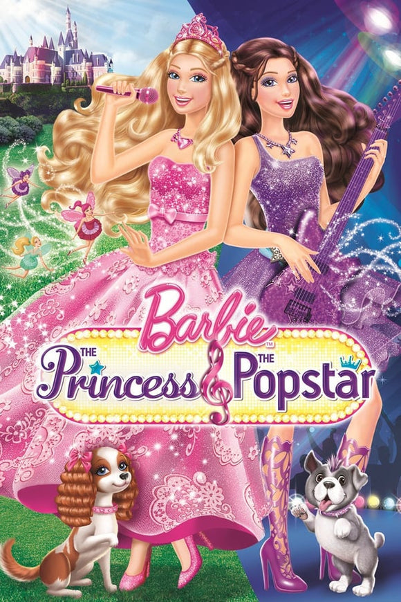 Barbie: The Princess & the Popstar 2012