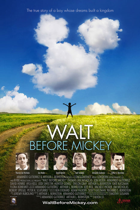 Walt Before Mickey 2015