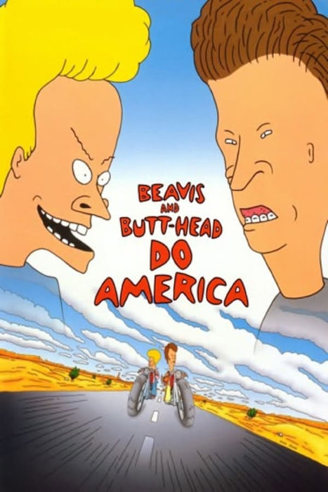 Beavis and Butt-Head Do America 1996
