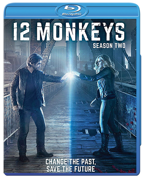 12 Monkeys Season 2 2016