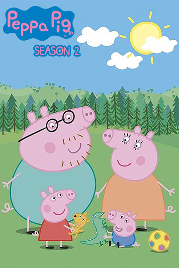 Peppa Pig Season 2 2006 (French)