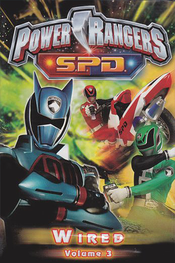 Power Rangers S.P.D.: Wired Vol. 3 2005