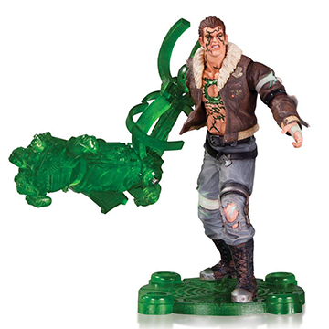 Atomic Green Lantern - DC Collectibles - Infinite Crisis