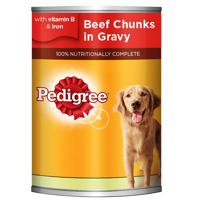 Beef In Gravy Can 400g