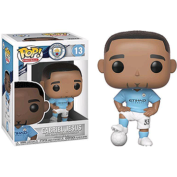 Gabriel Jesus - POP! Football - Manchester City