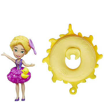 Floating Cutie Rapunzel - Disney Princess Little Kingdom