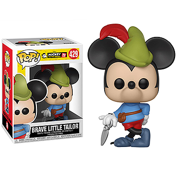 Brave Little Tailor - POP! Disney - Mickeys 90th