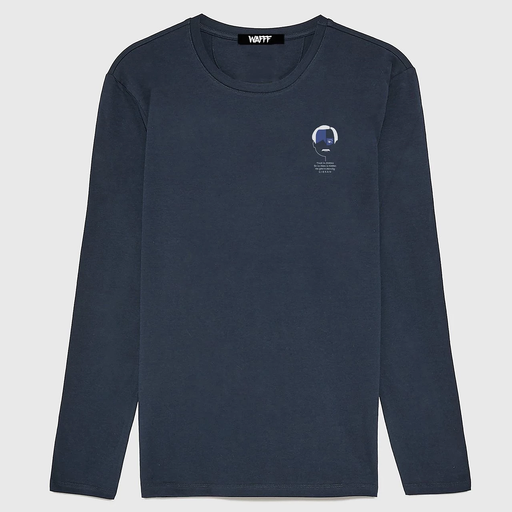 Gibran Khalil Gibran Long Sleeve T-shirt