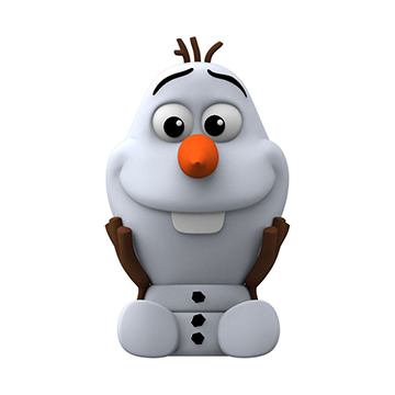 Olaf Micro Lite Torch - Disney Frozen