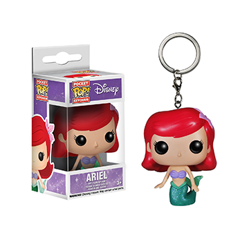 Ariel - Pocket POP! Keychain - Disney