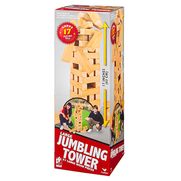 Large Jumbling tower