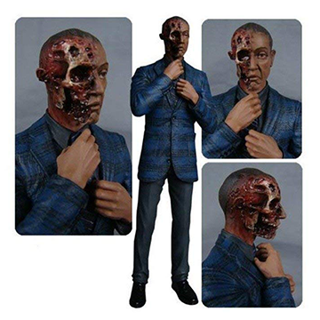 Gus Fring Burned Face - Entertainment Earth Exclusive - Breaking Bad