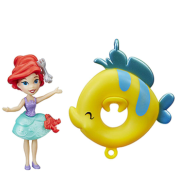 Floating Cutie Ariel - Disney Princess Little Kingdom