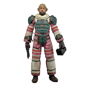 Dallas in Nostromo Spacesuit - Alien