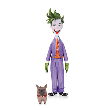 The Joker Mini - DC Collectibles - Batman: Li'L Gotham