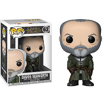 Davos Seaworth - POP! Television - Game Of Thrones S8