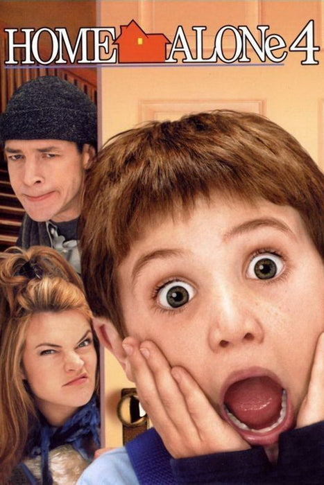 Home Alone 4: Taking Back the House 2002