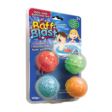 Baff Blast 4X Bath Pack