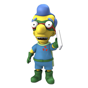 Milhouse Van Houten (Fallout Boy) - The Simpsons 25th Anniversary Series 5