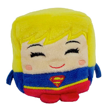 SuperGirl Mini Plush - DC Comics