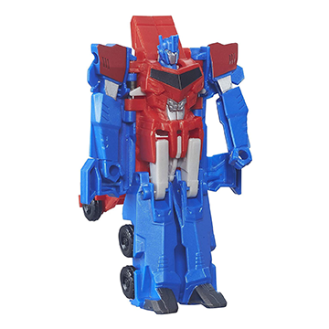 Optimus Prime - Robots In Disguise One Step Changers - Transformers