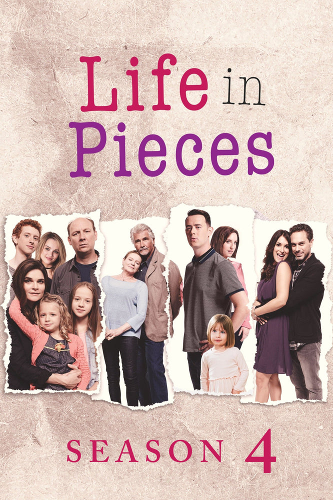 Life in Pieces Season 4 2019