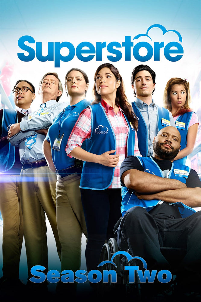 Superstore Season 2 2016
