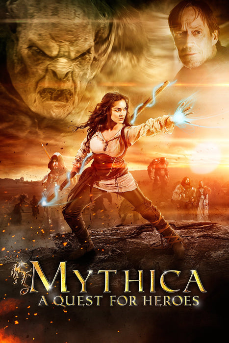 Mythica: A Quest for Heroes 2014