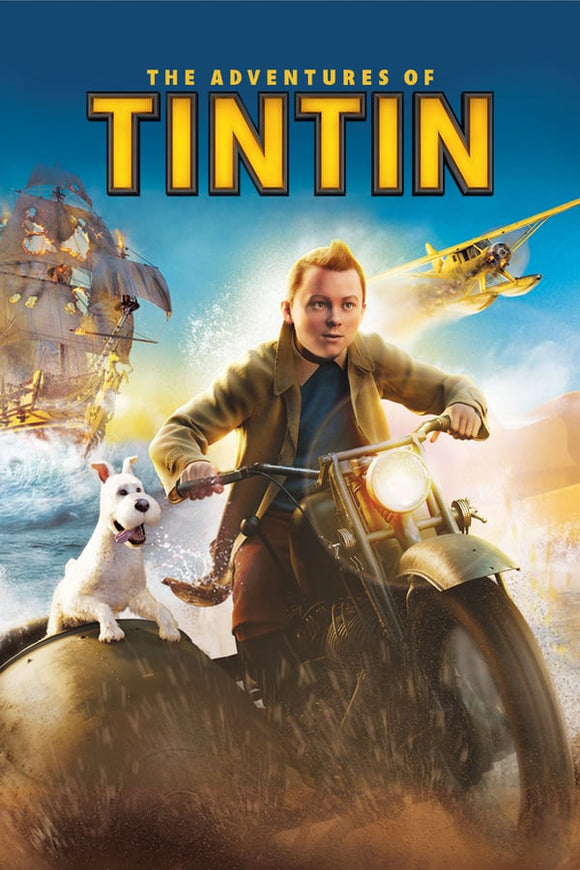 The Adventure of TinTin 2011