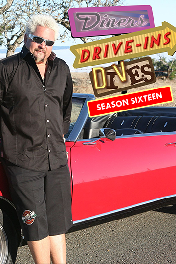 Diners, Drive-ins and Dives Season 16 2012