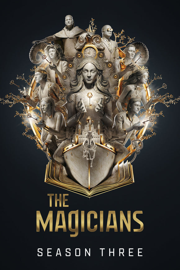 The Magicians Season 3 2018