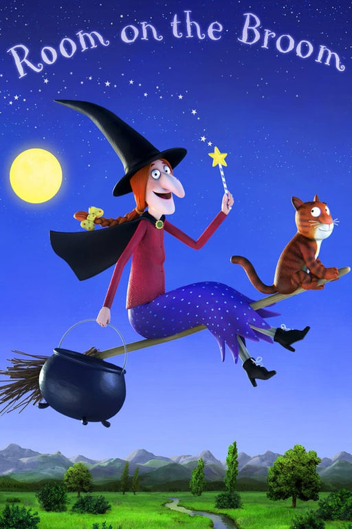 Room on the Broom 2012