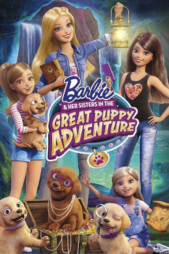 Barbie & Her Sisters in the Great Puppy Adventure 2015