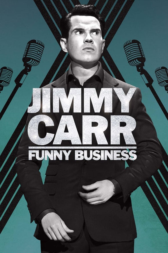 Jimmy Carr: Funny Business 2016