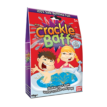 Crackle Baff 6X Bath Pack