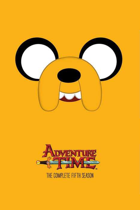 Adventure Time Season 5 2012