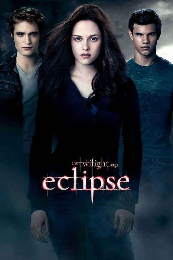 The Twilight Saga: Eclipse (French) 2010